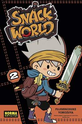 Snack World #2