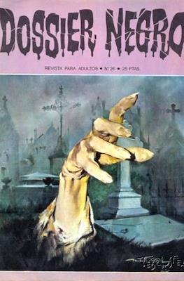 Dossier Negro (Rústica y grapa [1968 - 1988]) #26