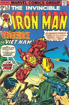 Iron Man Vol. 1 (1968-1996) (Comic book) #78