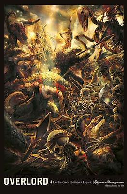 Overlord (Light Novel) Rústica con sobrecubierta #4