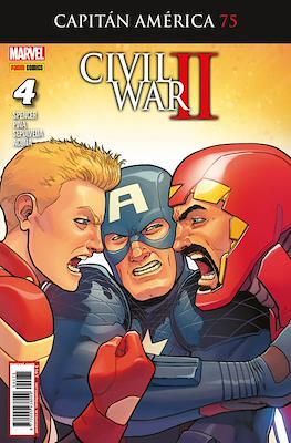 Capitán América Vol. 8 (2011-) (Grapa) #75