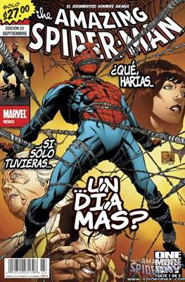 The Amazing Spider-Man (2005-2013) (Grapa) #23
