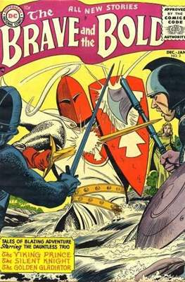 The Brave and the Bold Vol. 1 (1955-1983) #3