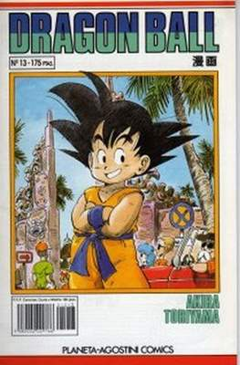 Dragon Ball (Grapa, blanco) #13