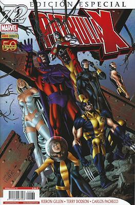 Patrulla-X Vol. 3. Edición Especial #72