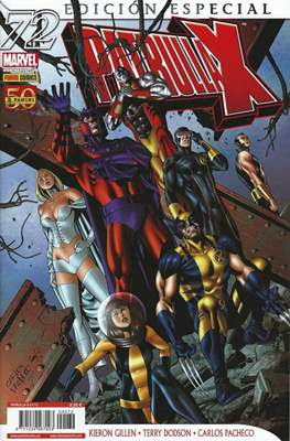 Patrulla-X Vol. 3. Edición Especial (Grapa) #72