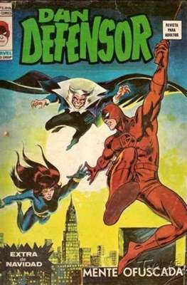 Dan Defensor Especial (Grapa. 1976-1977) #1