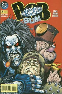 Bob the Galactic Bum (Comic Book) #2