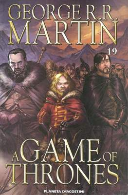 A Game of Thrones (Grapa) #19