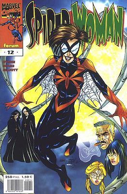 Spider-Woman (2000-2001) (Grapa. 17x26. 24 páginas. Color.) #12