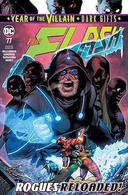 The Flash Vol. 5 (2016-2020) (Comic Book) #77