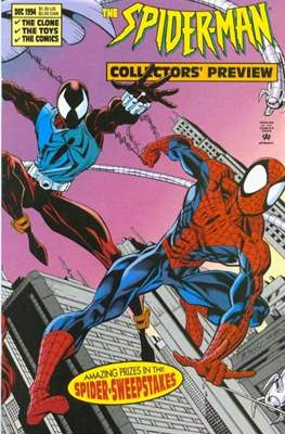 Spider-Man Collectors' Preview (1994)
