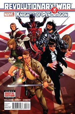 Revolutionary War: Knights of Pendragon
