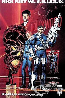 Nick Fury Vs Shield (Grapa) #3