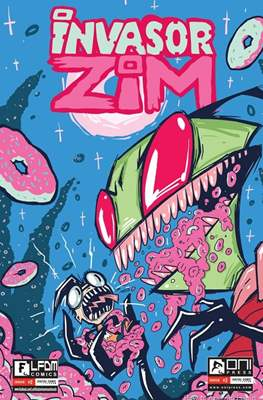 Invader Zim (Comic Book) #2
