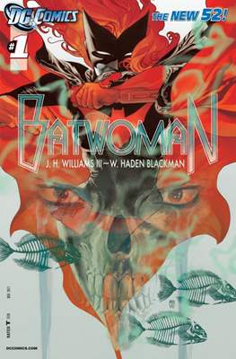 Batwoman Vol. 1 (2011-2015) (Digital) #1