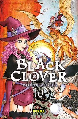 Black Clover (Rústica con sobrecubierta) #10