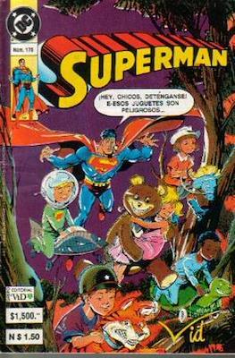 Supermán (1986-2001) (Grapa) #175