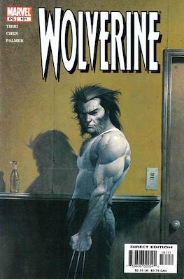 Wolverine (1988-2003) (Comic Book) #181