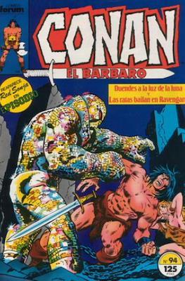Conan el Bárbaro (1983-1994) (Grapa 24-36 pp) #94