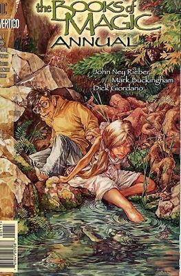 The Books of Magic Annuals (grapa) #1