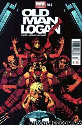 Old Man Logan (2016-2019) (Grapa) #14