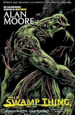 Saga de Swamp Thing (Rústica) #3
