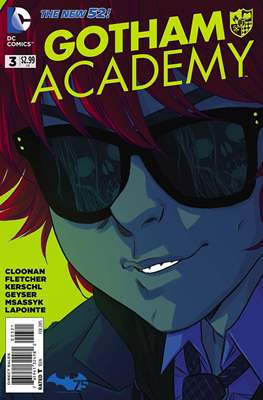 Gotham Academy (2014-2016 Variant Covers) #3