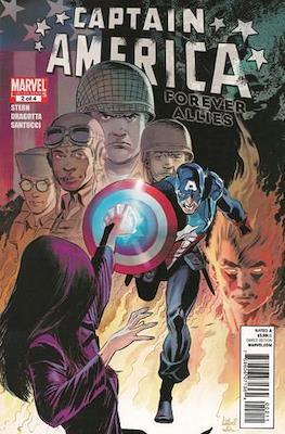 Captain America: Forever Allies #2