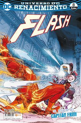 Flash. Nuevo Universo DC / Renacimiento (Rústica / Grapa.) #22 / 8