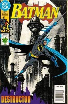 Batman Vol. 1 (Grapa. 1987-2002) #217