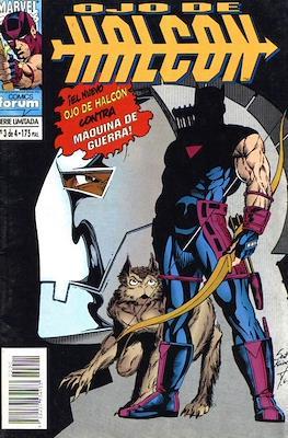 Ojo de Halcón (1994-1995) (Grapa. 17x26. 24 páginas. Color) #3