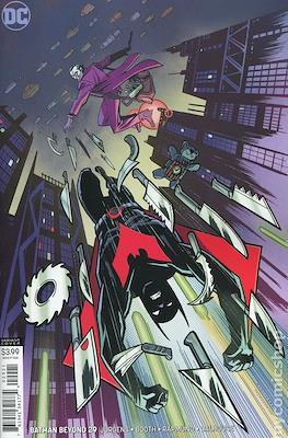 Batman Beyond (Vol. 6 2016-...Variant Covers) (Comic Book) #29