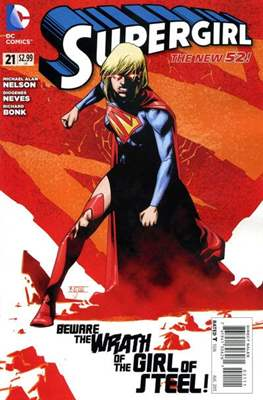 Supergirl Vol. 6 (2011-2015) (Comic Book) #21