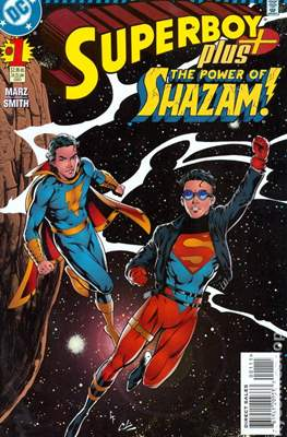 Superboy Plus (Grapa) #1