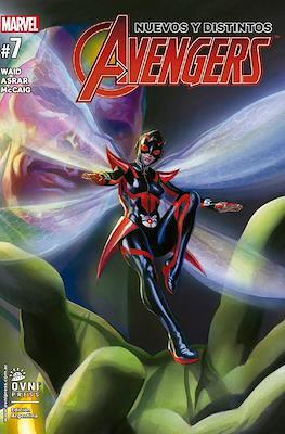 Nuevos y Distintos Avengers (Rústica) #7