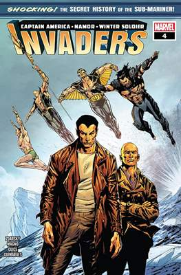 Invaders (2019) (Comic Book) #4