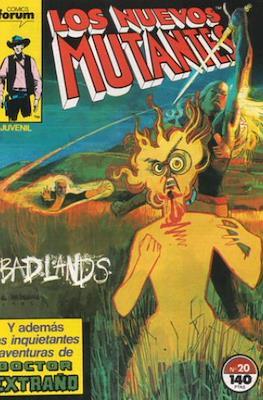 Los Nuevos Mutantes Vol. 1 (1986-1990) (Grapa 32-64 pp) #20