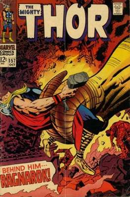 Journey into Mystery / Thor Vol 1 (Comic Book) #157