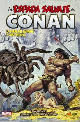 Biblioteca Conan. La Espada Salvaje de Conan (Cartoné 208-240 pp) #8