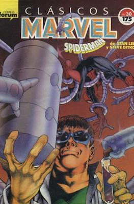Clásicos Marvel (1988-1991) (Grapa.) #30