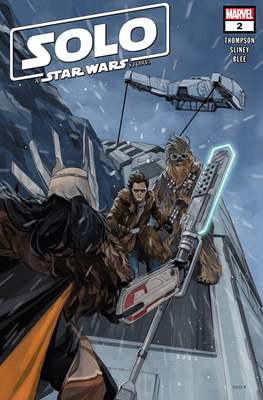 Solo. A Star Wars Story #2