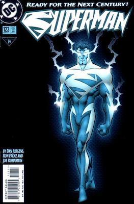 Superman Vol. 2 (1987-2006 Variant Covers) #123