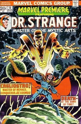 Marvel Premiere (Comic Book. 1972 - 1981) #14