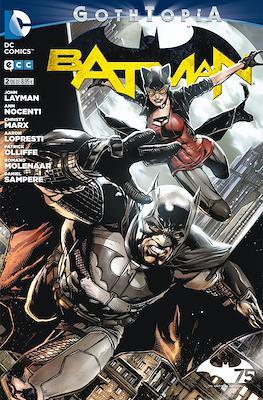 Batman: Gothtopía #2