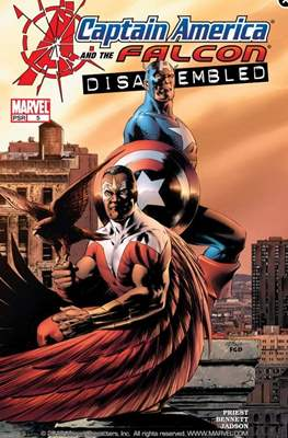 Captain America and The Falcon #5