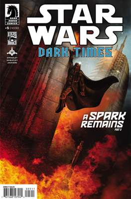 Star Wars: Dark Times A Spark Remains (Comic Book) #5