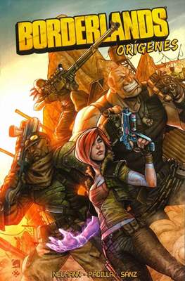 Borderlands (Rústica 104 pp) #1