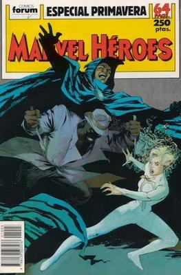 Marvel Héroes. Especiales (1987-1993) (Grapa 64 pp) #5