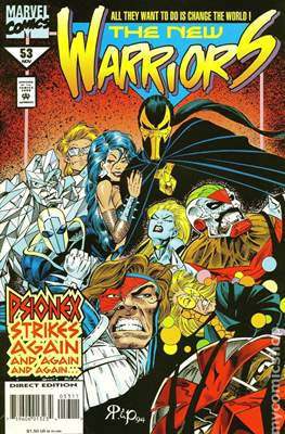 The New Warriors (Comic-Book) #53